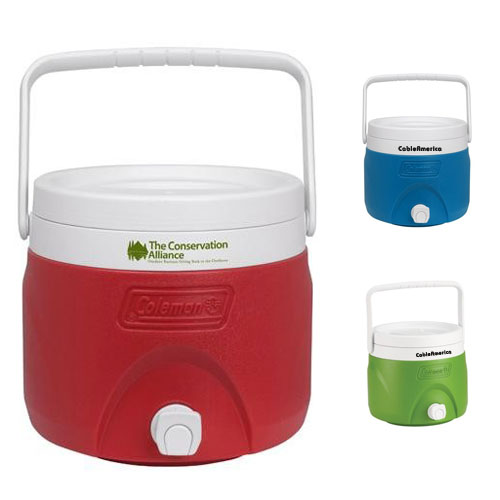 Promotional Coleman® 2-Gallon Party Stacker™ Cooler