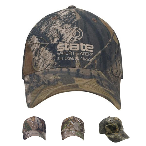 Promotional CAMO Unstructured Cap