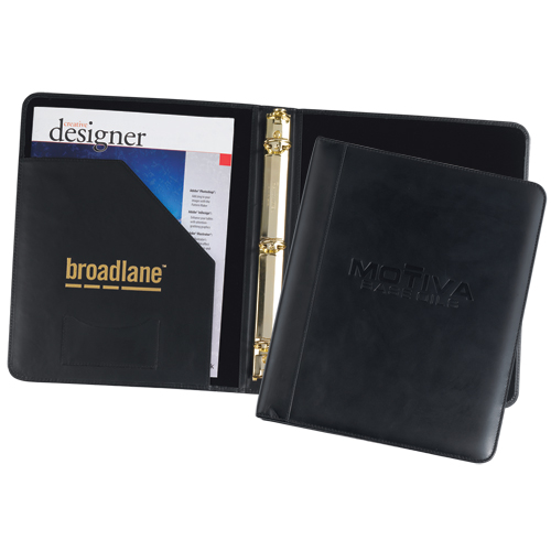 Promotional Ambassador Ring Binder
