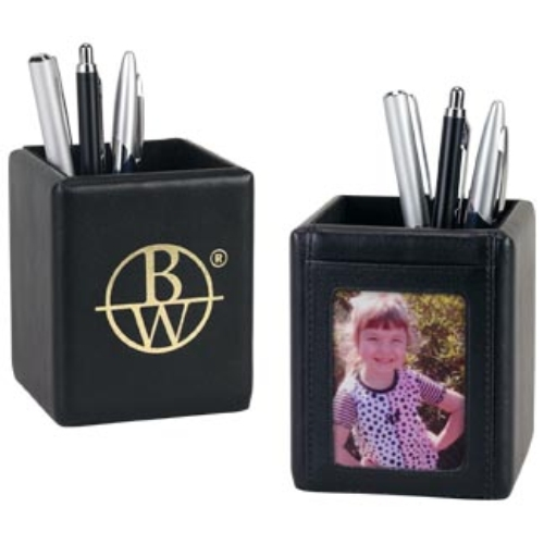 Promotional Desktop Pen Holder