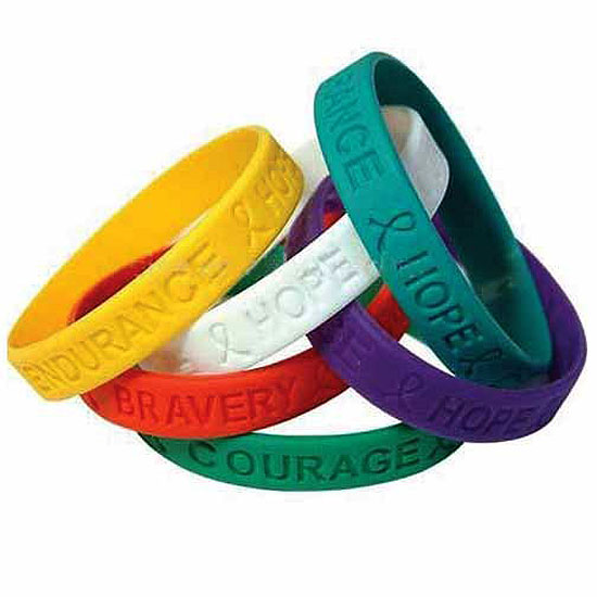 Promotional Awareness Wristbands