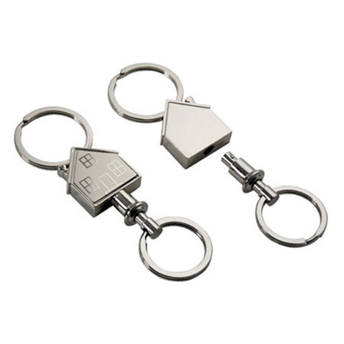 Promotional House Valet Key Tag