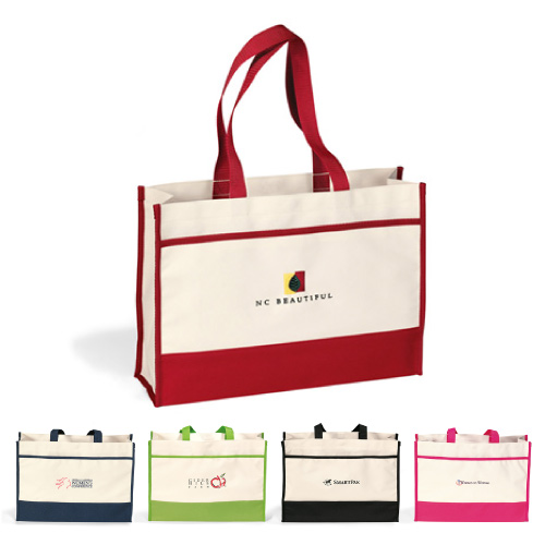 Promotional Contemporary Tote