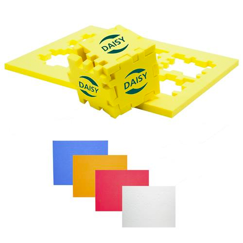 View Image 2 of Foam Puzzle Cube