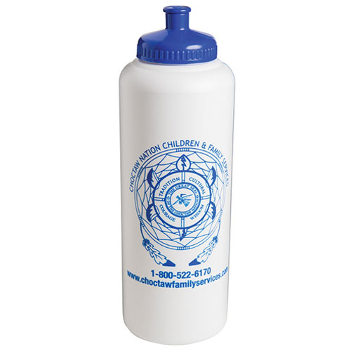 Promotional Sports Bottle - 32 Ounce