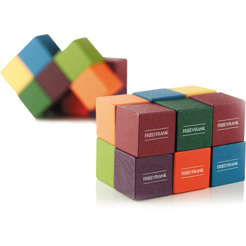 Promotional Mental Puzzle Block