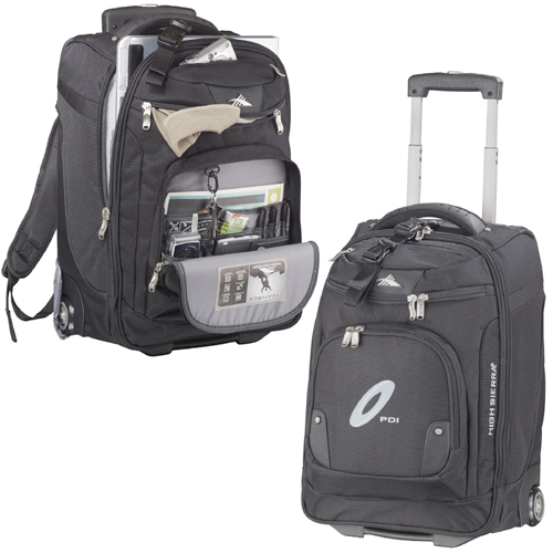 High Sierra® 21 Wheeled Carry On with Compu Sleeve