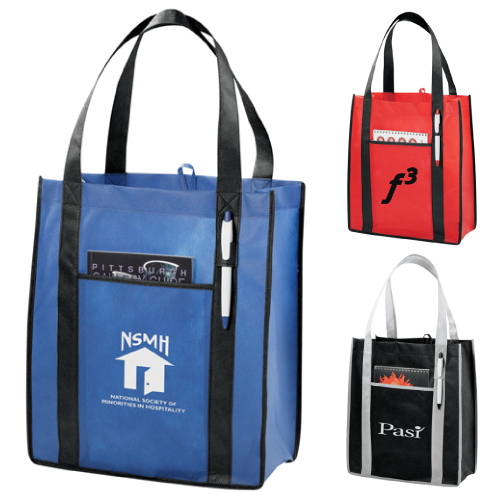PolyPro Contrast Carry All Tote