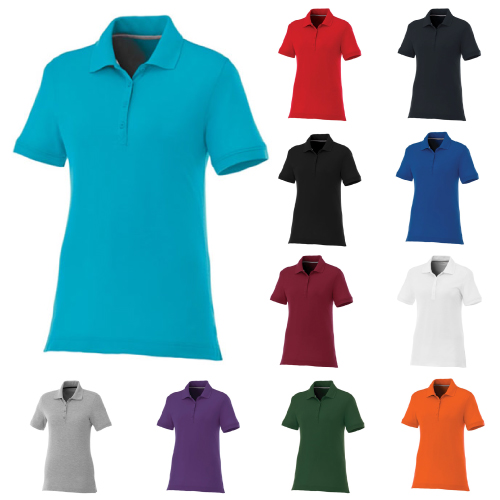 Promotional Crandall Short Sleeve Polo-Women