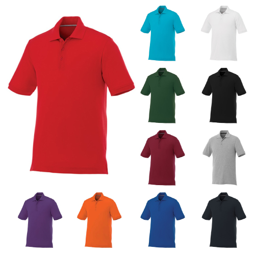 Promotional Crandall Short Sleeve Polo-Mens