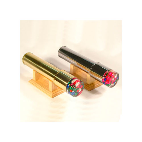 Promotional Metal Oil Kaleidoscope With Rotating Chamber