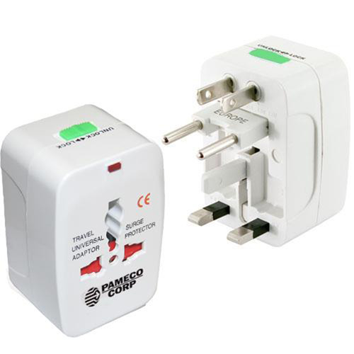 Promotional Universal Travel Adaptor Plug