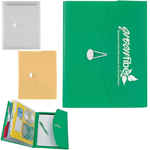 Promotional Eco Me FileFolio