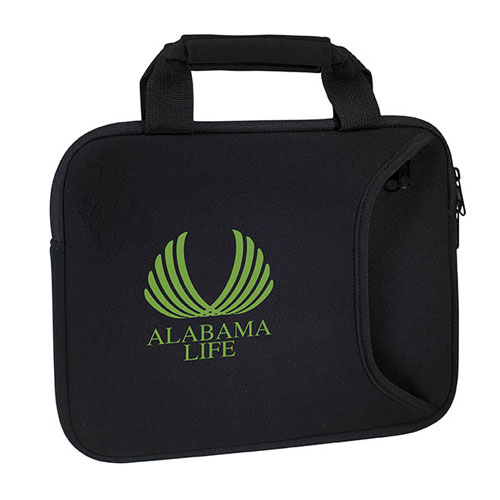 Promotional Softsided Electronics Pouch