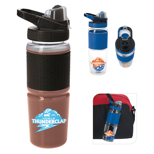 Promotional Cool Gear™ Shaker Bottle - 24 oz