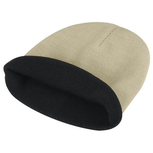 View Image 2 of Two Tone Knit Cap