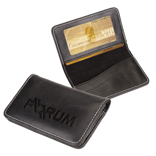 Promotional Victory Business Card Case