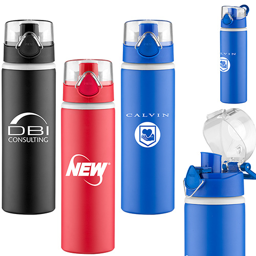 Promotional Hermosa Aluminum Bottle