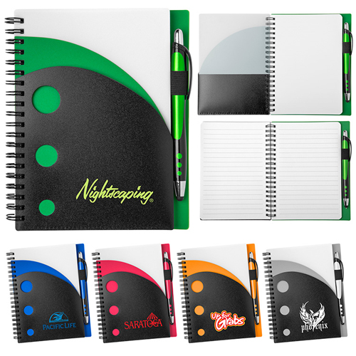 Promotional Illusion Notebook