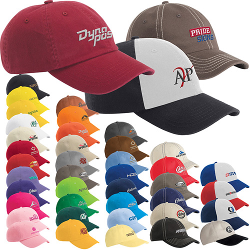 Promotional Valucap Unstructured Cap