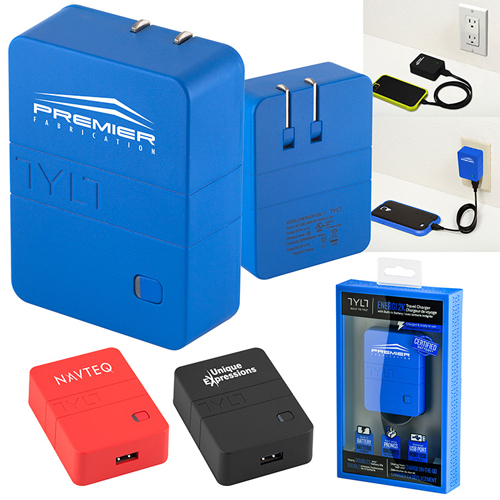 Promotional Energi 2K Travel charger