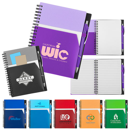 Promotional Ridge Notebook Set