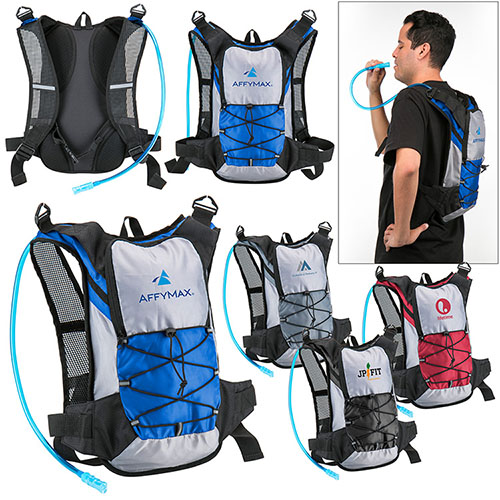 Promotional Santa Cruz Hydration Pack