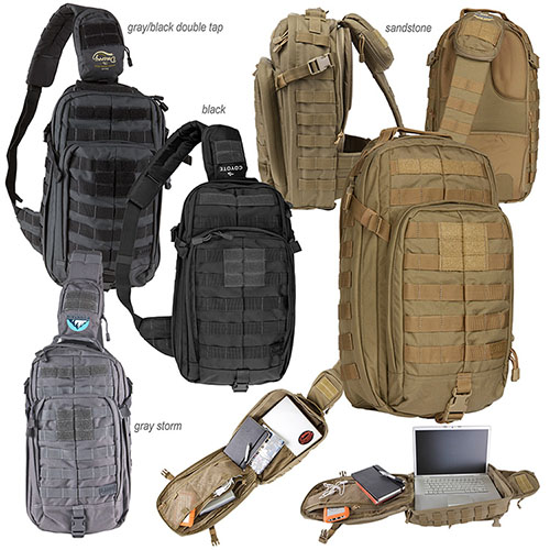 Promotional 5.11 Tactical Rush Moab 10