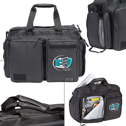Promotional Tactical Side Trip Briefcase