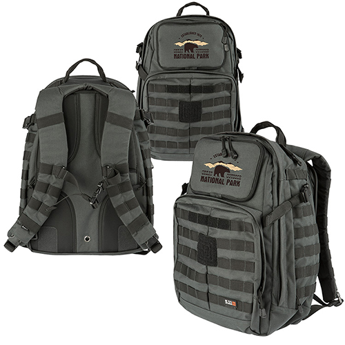 Promotional Tactical Crush Backpack