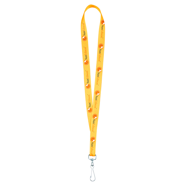 Recycled USA Made Lanyard - 3/4