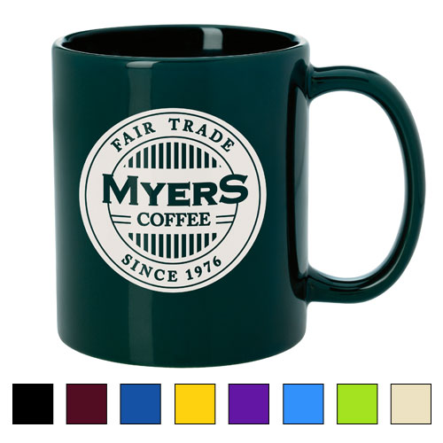 Budget Mug-11 oz Colors