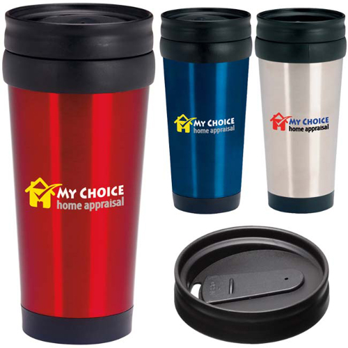 View Image 2 of Stainless Deal Tumbler