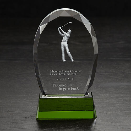 Promotional Fairway Award - Small