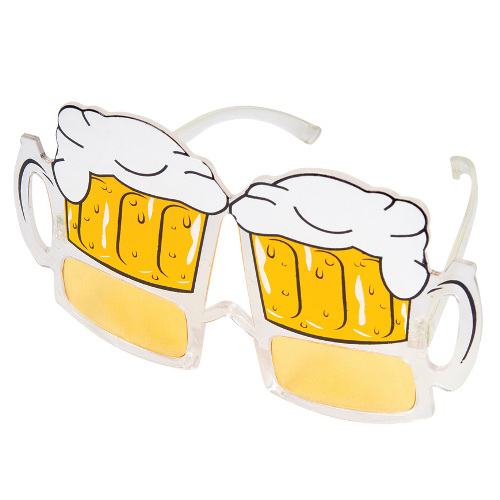 Promotional Beer Mug Sunglasses