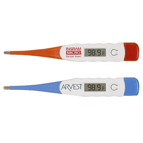 Promotional Flexible Digital Thermometer