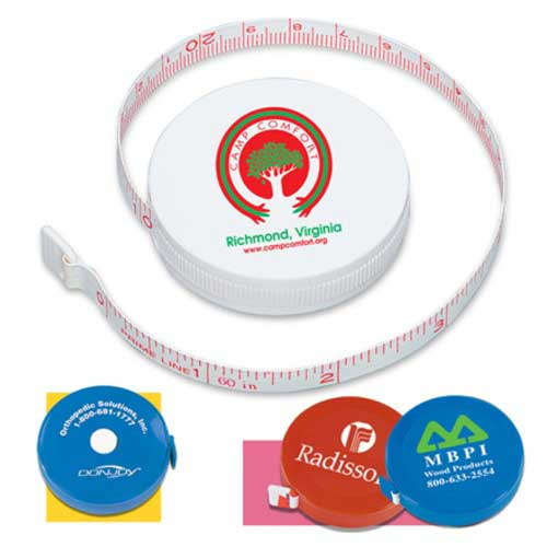 Promotional 60 Inch Cloth Tape Measure