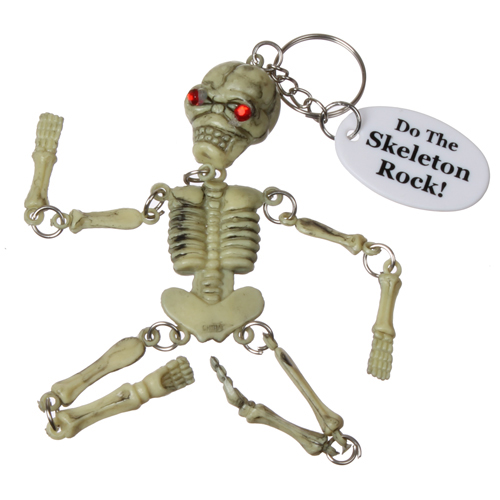 Promotional Skeleton Key Tag