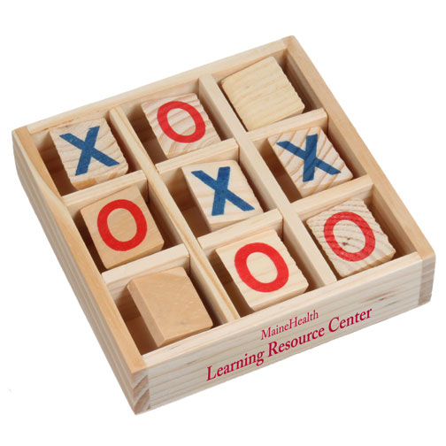 Promotional Tic Tac Toe Game