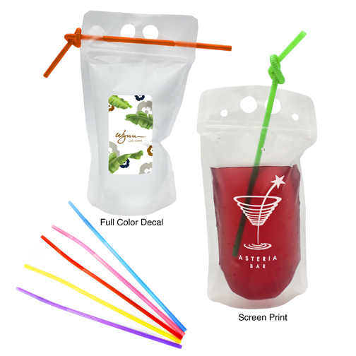 Promotional Drink Pouch