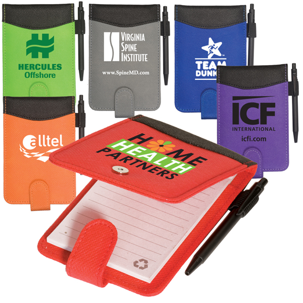 Promotional Pocket Enviro-Jotter