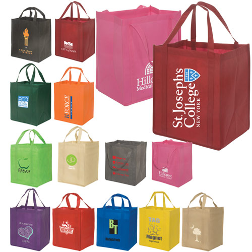 Promotional Enviro-Shopper - 100 GSM