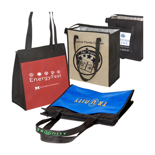 Promotional Insulated Shopping Tote
