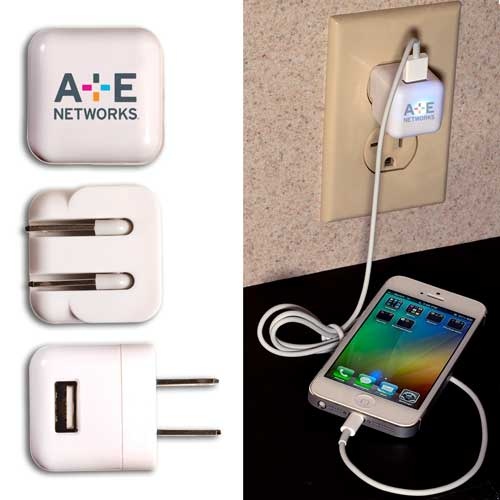 Promotional AC Mobile Charger