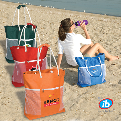 Promotional Seaside Tote
