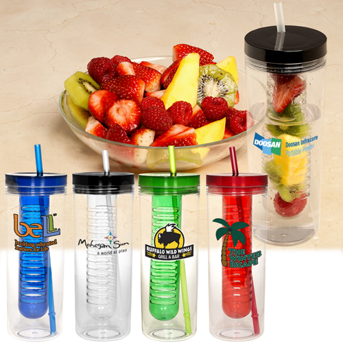 Promotional Thirstinator Sipper with Infuser