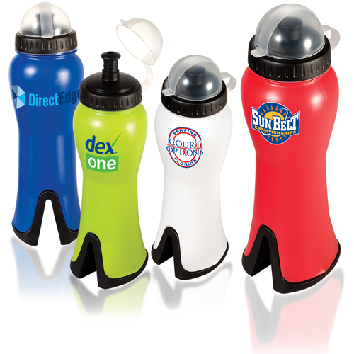 Promotional Wedge Water Bottle