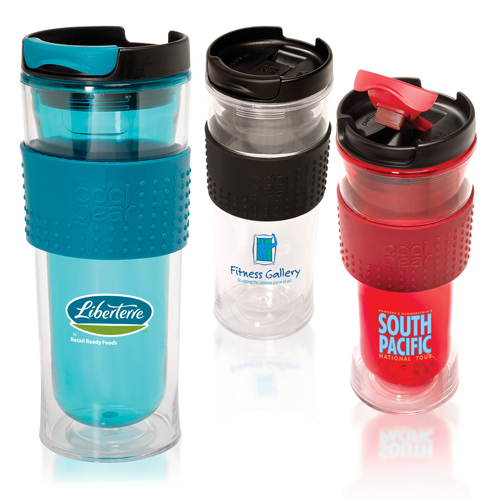 Promotional Cool GearTM Mason Coffee Tumbler
