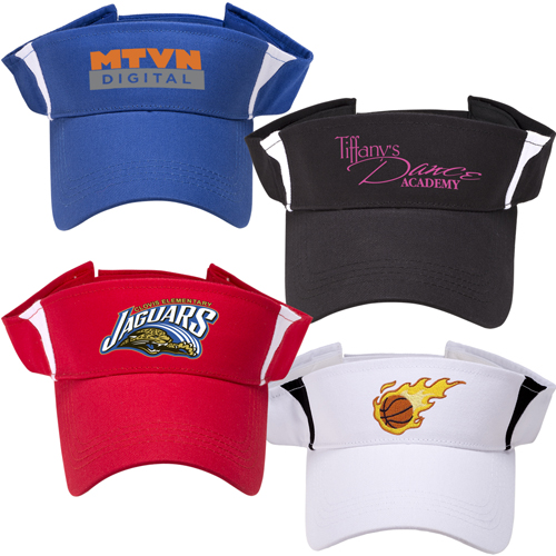 Promotional Pro-Style Cotton Twill Visor