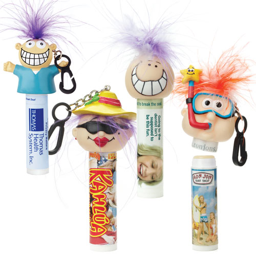 Promotional Goofy Lip Balm
